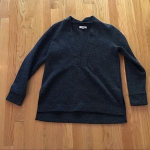 Madewell grey tunic